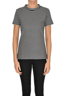 Striped cotton t-shirt Sofie D'Hoore