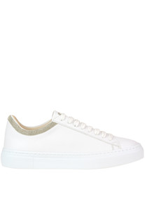 Embellished leather sneakers Fabiana Filippi