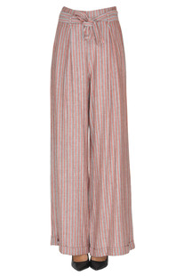 Striped trousers Peperosa