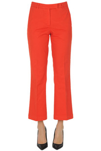 Cotton trousers QL2 QUELLEDUE