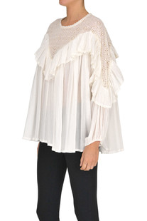 Cotton blouse Mes Demoiselles