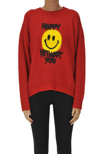 Happy Without You pullover PHILOSOPHY di Lorenzo Serafini