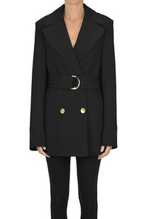 Double-breasted 3/4 coat Stella McCartney
