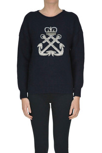 Embellished pullover Polo Ralph Lauren