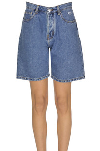 Denim short MSGM