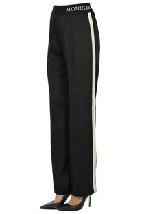 Techno fabric trousers Moncler