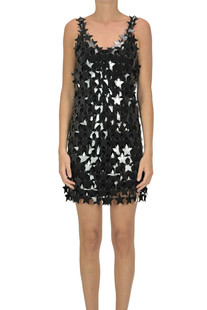 Stars paillettes embellished dress  Paco Rabanne