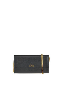 Leather clutch Salvatore Ferragamo