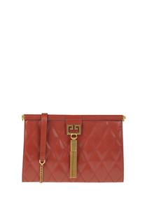 Gem Medium quilted leather bag Givenchy
