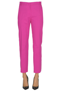 Gussie cotton trousers Pinko