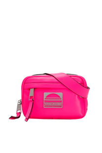 Leather mini belt bag Marc Jacobs