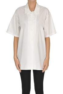 Oversized cotton shirt MM6 by Maison Martin Margiela