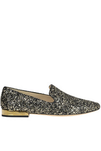 Jaida glittered loafers Jimmy Choo
