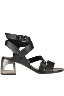 Leather sandals Vic Matiè