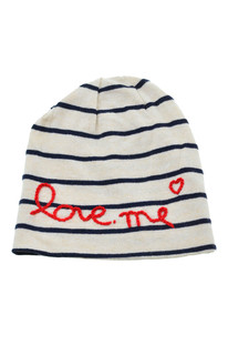 Striped beanie Guardaroba