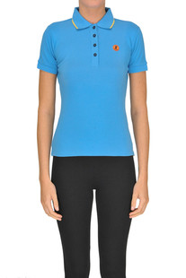 Stretch cotton polo shirt Save the Duck