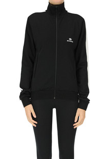 BB technical jersey track jacket Balenciaga