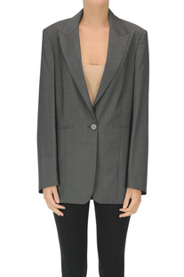 Virgin wool blazer Rochas
