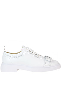 'Brogued Trainer' leather shoes Thom Browne