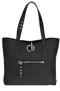 Grainy leather shopping bag Alexander Wang