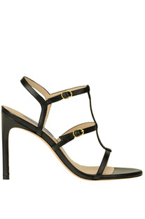Lyric leather sandals Stuart Weitzman