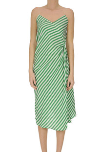 Striped slip dress Humanoid