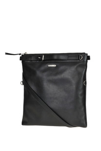 Leather shoulder bag Saint Laurent