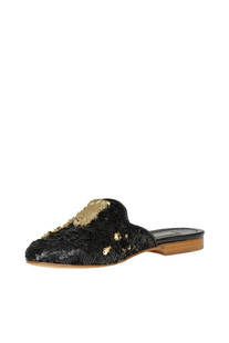 'Iris' sequined mules Pokemaoke