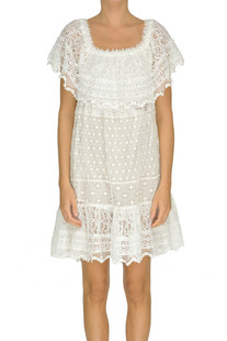 'Berenice' lace dress Anjuna