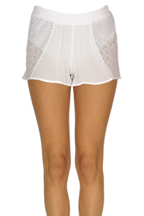 Lace inserts shorts F..K Project
