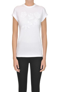 Embroidered t-shirt Chloé