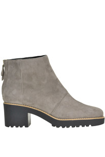 Suede ankle boots Hogan