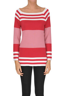 Striped knit pullover Seventy 19.70