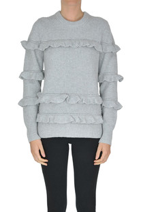 Ribbed knit pullover Michael Michael Kors