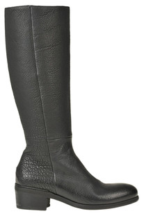 Leather boots Pantanetti