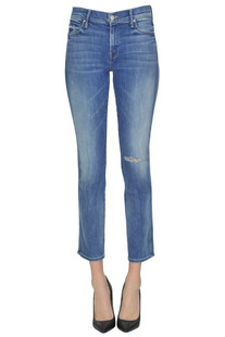 Cropped jeans Mother