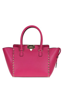 'Rockstud' leather bag Valentino