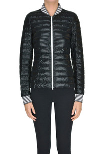 Quilted lightweight down jacket Herno