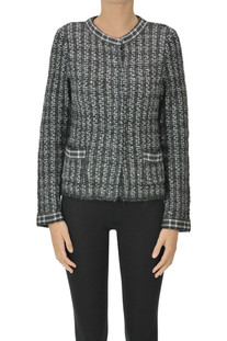 Chanel style cardigan Base Milano