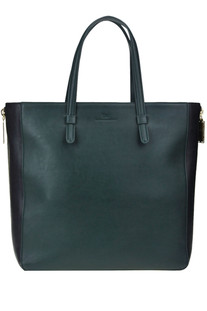 Eco-leather shopping bag Elisabetta Franchi