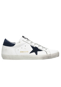 'Superstar' leather sneakers Golden Goose Deluxe Brand