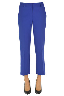 Cropped trousers I.C.F.