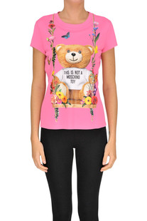'This is Not a Moschino Toy' t-shirt Moschino Couture
