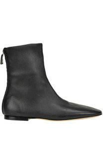 Nappa leather ankle boots Victoria Beckham