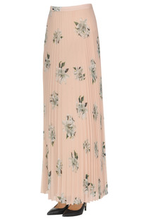 Pleated long skirt Dondup