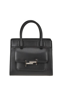 'Amu satchel mini zip' bag Tod's