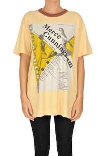 T-shirt oversize stampata Acne Studios