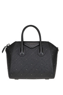 Embellished Antigona leather bag Givenchy
