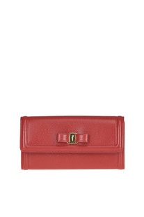 Vara bow Continental wallet Salvatore Ferragamo