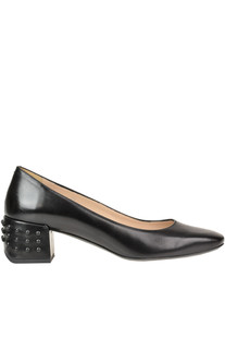 Leather pumps Tod's